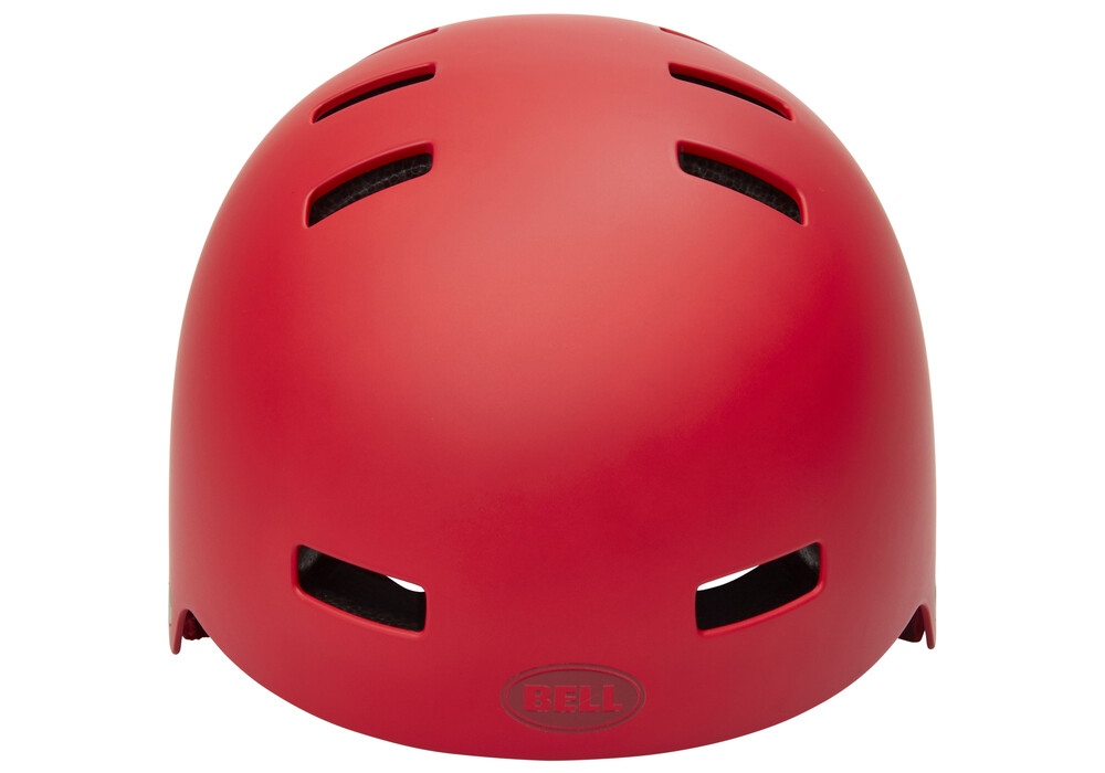 bell local bmx helmet red online kaufen. Black Bedroom Furniture Sets. Home Design Ideas